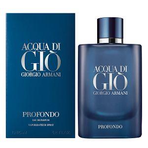 Acqua Di Gio Profondo Masculino Eau de Parfum 125ml