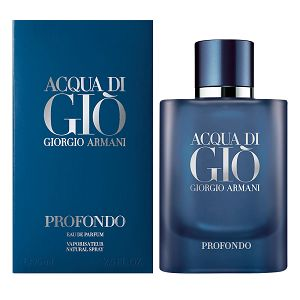 Acqua Di Gio Profondo Masculino Eau de Parfum 75ml