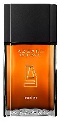 Azzaro Intense Pour Homme 50ml - Perfume Masculino - Eau De Parfum