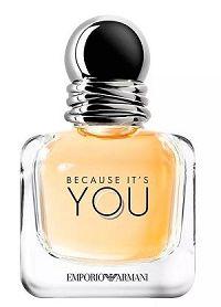 Because Its You She 30ml - Perfume Feminino - Eau De Parfum