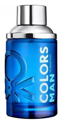 Benetton Colors Man Blue Masculino Eau de Toilette 60ml