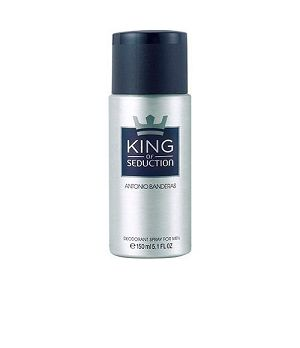 Desodorante King Of Seduction Masculino 150ml