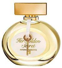 Her Golden Secret 80ml - Perfume Feminino - Eau De Toilette