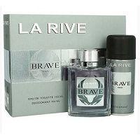 Kit La Rive Brave + Desodorante 150ml - Perfume Masculino - Eau De Toilette