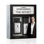Kit The Secret Antonio Banderas + Desodorante 150ml - Perfume - Eau De Toilette