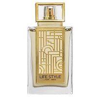 Life Style Gold For Men Lonkoom 100ml - Perfume Masculino - Eau De Parfum
