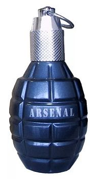 Arsenal Blue Masculino Eau de Parfum 100ml