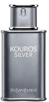 Kouros Silver 50ml - Perfume Masculino - Eau De Toilette