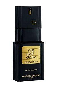 One Man Show Gold Edition 100ml - Perfume Masculino - Eau De Toilette
