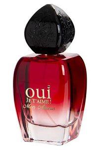 Oui Je T'aime Mon Amour 100ml - Perfume Feminino - Eau De Parfum