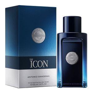 The Icon Antonio Banderas 100ml - Perfume Masculino - Eau De Toilette